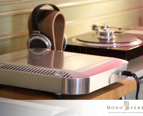 MSB Stax headphone amp